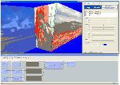 DirectShow 3D Video Mixer Filter Screenshot