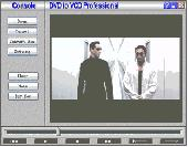 DVD to MPEG VCD Converter Screenshot