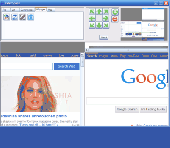 eWebSpace Screenshot