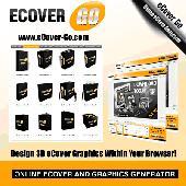 eCover Go - Online eCover Generator Screenshot