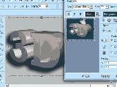 Efficient 2D Digital Design Studio Screenshot