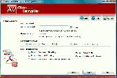 Encrypt Pdf with Restrictions Screenshot