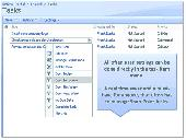 Enhanced SharePoint User Tasks Menu Screenshot