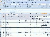 Excel2GED-family.xls Screenshot