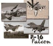 F-16 Falcon Screen Saver Screenshot