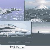 F-18 Hornet Screen Saver Screenshot