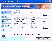 F-Secure Internet Security 2003 Screenshot