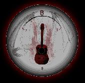 Fire Guitar Tuner Screenshot