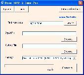 Free 3GPP 2 Zune Pro Screenshot