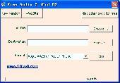Free Audio 2 iPod U2 Screenshot