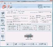 Free Barcode Software for MAC OS X Screenshot