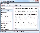 Free Clipboard Viewer Screenshot