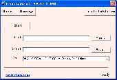 Free Convert AVCHD 2 M4A Screenshot
