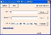 Free Convert DVR-MS to MPEG4 Screenshot