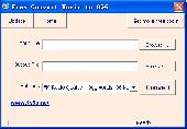 Free Convert Music to OGG Screenshot