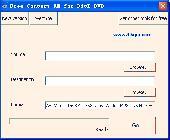 Free Convert RM for DivX DVD Screenshot