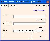 Free Convert XviD Movie for Epson 4000 Screenshot