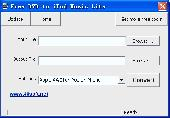 Free DVD to iPod Music Lite Screenshot