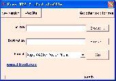 Free MP2 2 iPod shuffle Screenshot