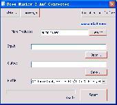 Free Musics 2 AAC Converter Screenshot