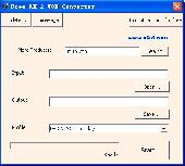 Screenshot of Free RM 2 VOB Converter