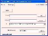 Free RMVB 2 AVI DVD Converter Lite Screenshot