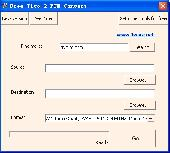 Free Tivo 2 PCM Convert Screenshot