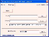 Free Tivo to Cowon D2 Fast Convert Screenshot