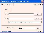 Free VCD 2 Matroska Converter Lite Screenshot