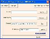 Free Videos 2 Iriver PMP100 Pro Screenshot