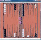 FreeSweetGames Backgammon Screenshot