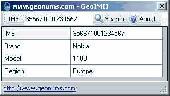 GeoIMEI Screenshot