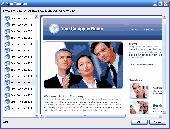Group Emailer Screenshot