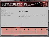 GuitarCourses.ws Fretboard Trainer Screenshot