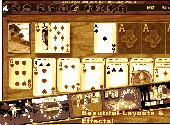 Hardwood Solitaire III 1.1 B32 Screenshot