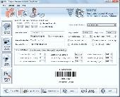 Healthcare Industry Barcode Label Maker Screenshot