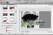 Home Business Card Composer for Mac Screenshot
