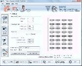 Hospital Barcode Label Screenshot