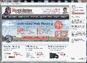 Howto install wordpress Screenshot