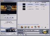 iMacsoft AVI to DVD Converter for Mac Screenshot