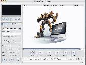 iMacsoft Free DVD Ripper for Mac Screenshot