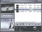 iMacsoft MP4 to DVD Converter Screenshot