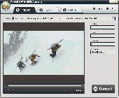 iPixSoft SWF to MPEG Converter Screenshot