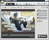 iPixSoft SWF to PSP Converter Screenshot