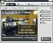 Screenshot of iPixSoft SWF to WMV Converter