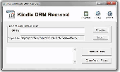 iPubsoft Kindle DRM Removal Screenshot