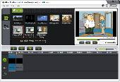 Screenshot of iSkysoft Video Studio Express