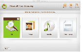 Screenshot of iStonsoft Data Recovery for Mac