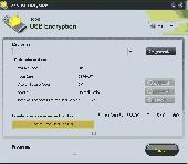 Screenshot of idoo USB Encryption