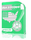 IGEOCODE US ZIP Codes Basic Edition Screenshot